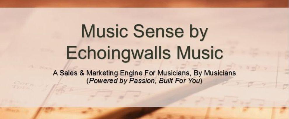 Music Sense by Echoingwalls.com