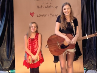 Lennon & Maisy - That's What's Up ( Edward Sharpe and The Magnetic Zeros)