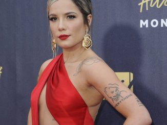 Halsey advises fans against sleeping with an ex during concert