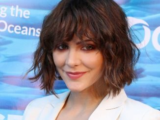 Katharine McPhee resurfaces after dad's death with engagement ring selfie