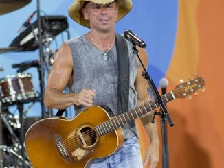 Kenny Chesney returns shotski to fan after it survives Hurricane Irma