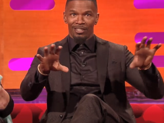 Jamie Foxx explains why Ed Sheeran slept on his sofa
