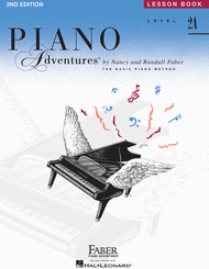 Nancy Faber - Piano Adventures Level 2A - Lesson Book
