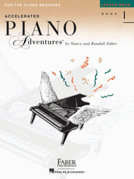 Nancy Faber, Randall Faber - Accelerated Piano Adventures for the Older Beginner