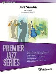 Nat Adderley - Jive Samba for sheet music from Belwin Music (Jazz)