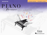 Randall Faber - Piano Adventures Primer Level - Lesson Book (2nd Edition)