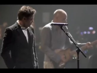Robert Downey Jr and Sting - Driven To Tears