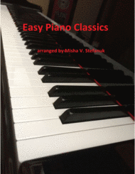 Various Classical - 100 Easy Piano Classics
