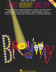Various - The Best Broadway Songs Ever