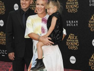 Pink's infant son ill with hand, foot, and mouth disease