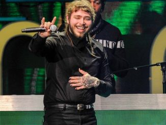 Post Malone's plane lands safely in New York