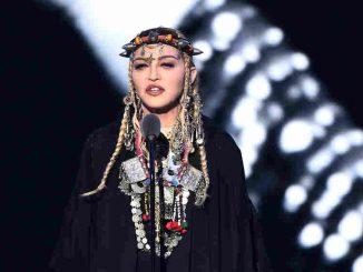 The Story Behind Madonna's Silver Horns At The VMAs