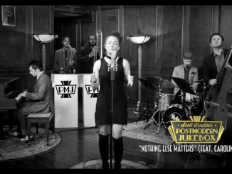 Postmodern Jukebox - Nothing Else Matters Metallica (ft. Caroline Baran)
