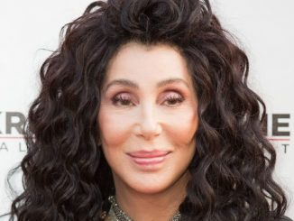 Cher jokes she wore 'five pounds of make-up' on Mamma Mia! film