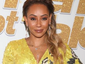Mel B needs 'responsible adult' at home when daughter stays overnight