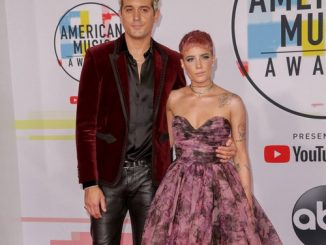 Halsey and G-Eazy split again - report