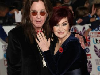 Sharon Osbourne: 'Ozzy's hand surgery began with two hangnails'