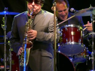 Sir Van Morrison helped Ronnie Scott's celebrate 60th anniversary at Royal Albert Hall