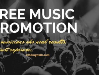 Free Music Promotion Tool