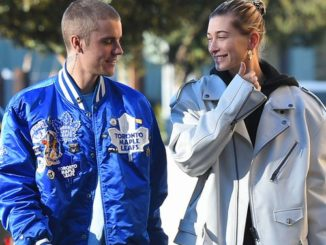 Hailey Bieber denies she and husband Justin are expecting first child