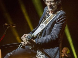 Ronnie Wood: 'Keith Richards called me a weakling for going to rehab'
