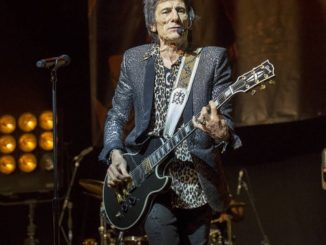 Ronnie Wood: 'Keith Richards made me feel like a weakling for going to rehab'
