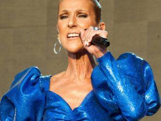 Celine Dion's mother dies