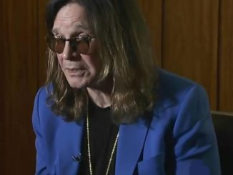 Ozzy Osbourne says his Parkinson's diagnosis isn't a 'death sentence'