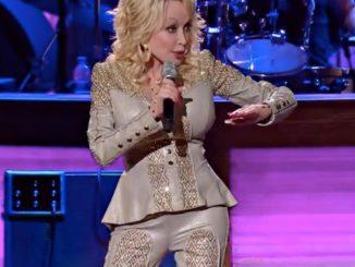 Dolly Parton wants people to 'keep the faith' amid the coronavirus pandemic