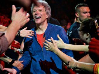 Jon Bon Jovi believes his teenage son had a 'mild version' of coronavirus