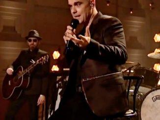 Robbie Williams reignites Liam Gallagher feud calling him a 'd***head'