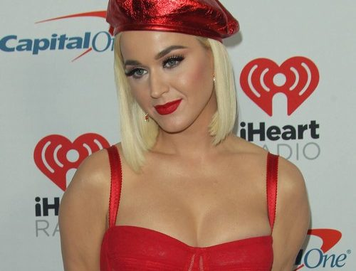 Katy Perry Goes Nude for Moschino!   Entertainment Tonight